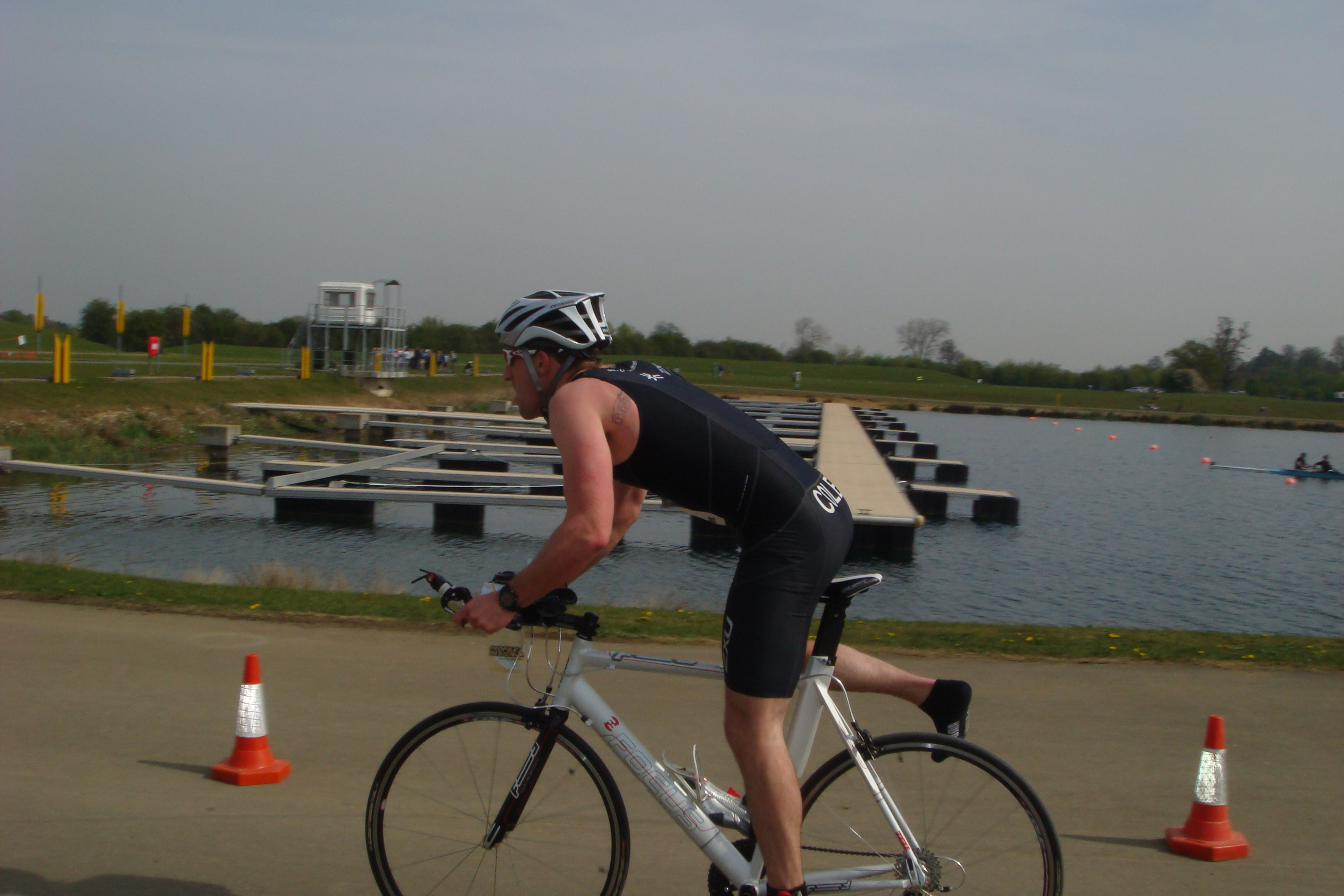 Elliott Cole Update: Eton 1/2 Distance Triathlon