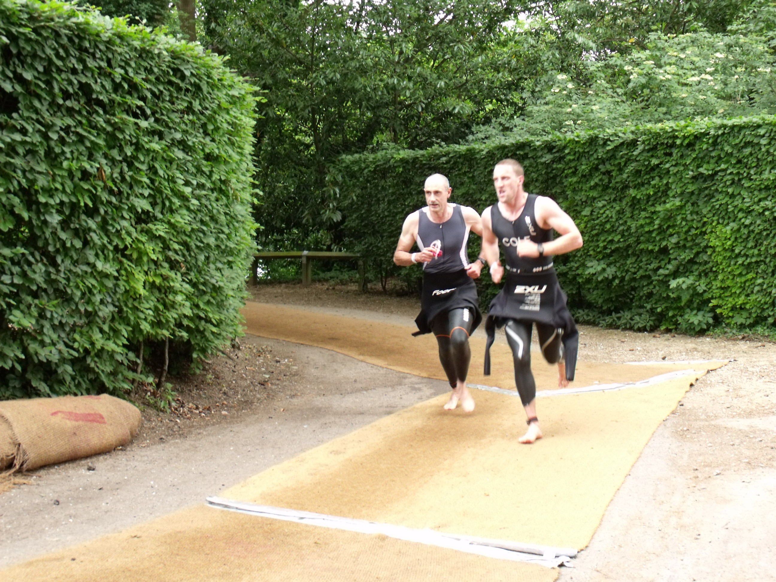 Elliott Cole Update: 25th July Dextro Energy Hyde Park Triathlon