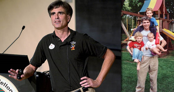 INSPIRING PEOPLE: Randy Pausch – 'Time Management' and 'Achieving your Childhood Dreams'