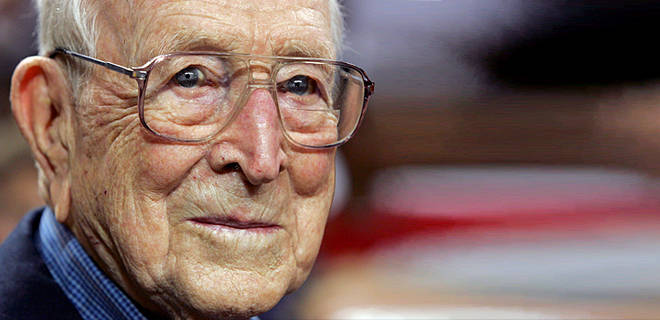 John Wooden – arguably the finest coach there has ever been