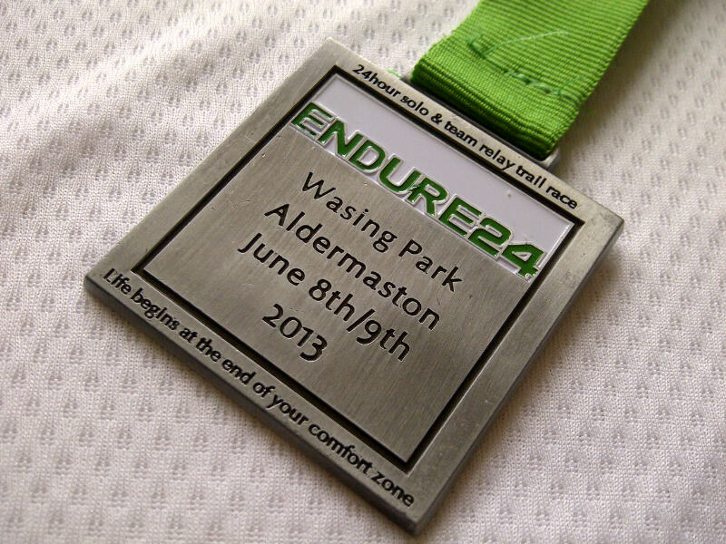 My first Endure24 – Bananas, Blisters and 90 miles of running