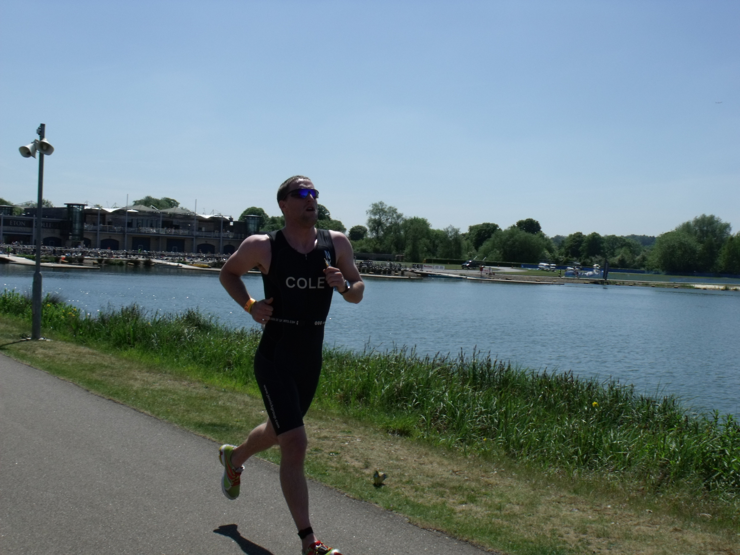 Elliott Cole Update: 2010 Nokia Windsor Triathlon